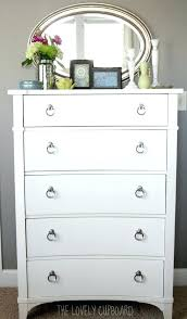 Attractive 30 Wide White Dresser White Bedroom Dresser With Mirror White Intended For  Size 680 X 1162