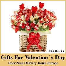 send valentine gifts to france
