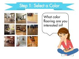 What Color Flooring Are You Interested In?