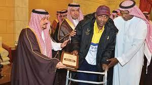 وفاة مصطفى إدريس نجم نادي النصر السعودي الأسبق