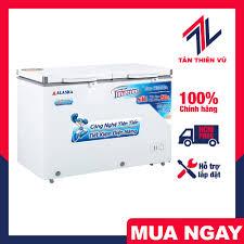 Tủ đông Alaska 2 ngăn 350 lít FCA3600CI, 100% chính hãng, hỗ trợ lắp đặt  tận nhà, miễn phí giao hàng khu vực HCM