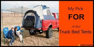 Top 10 Best Truck Bed Tents – Premier Reviews in 2019