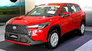 ชมภาพจริง Toyota Corolla CROSS 1.8 Sport รุ่นเริ่มต้นราคา 959,000 บาท - Top  Gear Thailand