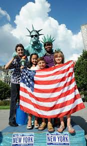 daily news essay contest winners get fantastic th treat ny daily news essay contest winners at the statue of liberty ferry dock a day before their venture to the top of the crown left to right anthony guarino