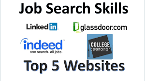 Top 5 Job Search Websites Job Search Skills Top 5 Job Websites