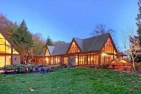 view in gallery contemporary cabin chic mountain home of glass and wood 2 thumb 630x420 9998 cabin chic mountain