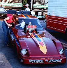 80s funny cars drag racing photos and history
