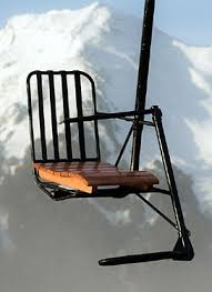 1939 Sun Valley Single Chairlift