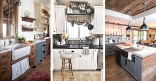 35 best farmhouse kitchen cabinet ideas