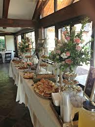 Wedding Food Tables Wedding Food Buffet Tables Nob Hill Design Celebrate Wedding