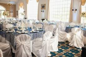 wedding theme silver. Funky wedding anniversary party decor ideas blue and silver wedding