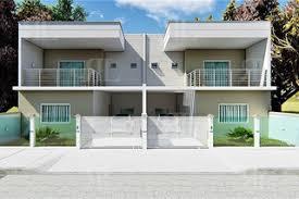 Como o próprio nome já indica, um sobrado geminado é uma casa gêmea da outra. Planta De Sobrado Geminado Mercadolivre Com Br