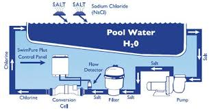 Salt water pool systems Electrical Connection Salt Water Pool Chlorine Systems Are Being Installed In Record Numbers In All Parts Of The Country They Bring Pool Owners An Easier Way To Maintain The Pool Spa Depot The Truth About Salt Water Pool Pool Spa Depot
