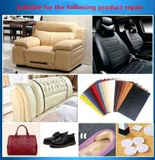 leather sofa patch repair leather sticker patch self adhesive for sofa seat chair bed bag fix