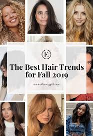 fall 2019 hair trends every color