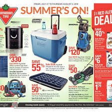 canadian tire weekly flyer weekly summer s on jul 27 aug 2 redflagdeals com