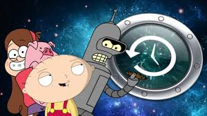 Time Travel Images Top 5 Cartoon Episodes With Time Travel Youtube