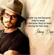 Johnny Depp Love Quotes Gorgeous 48 Johnny Depp Quotes By QuoteSurf