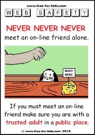 printable kids internet safety posters online safety poster 3