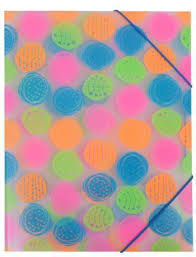 <b>Папка</b> на резинках А4 BUTTONS, пластик, <b>Erich Krause</b> | Буквоед ...