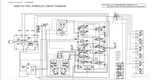 hitachi zaxis    lc hydraulic circuit diagram   auto repair    download hitachi zaxis    lc hydraulic circuit diagram