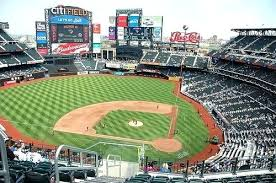 Citi Field Baseball Seating Chart Citi Field Seating Map Field Seat Map Also With Numbers
