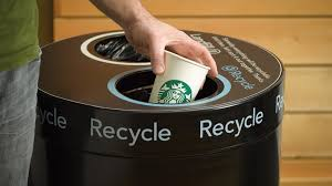 Starbucks has figured out a way to allow reusable cups in eu, middle east and africa. Greener Cups And Packaging Starbucks Coffee Company