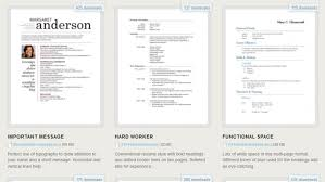 Resume Formats In Microsoft Word Download 275 Free Resume Templates For Microsoft Word