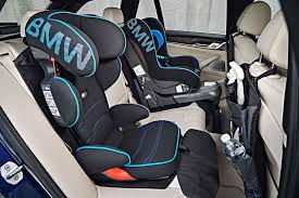 bmw child seats for your sprogs