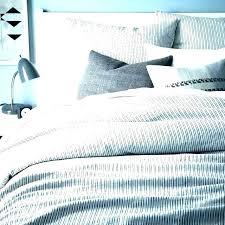 ticking stripe bedding ticking stripe bedding blue ticking duvet cover blue stripe duvet cover d d blue