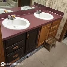 spray painted bathroom painting bathroom countertops unique white granite countertops