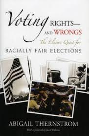 Voting Rights--and Wrongs av Abigail Thernstrom (Innbundet) -  Statsvitenskap | Tanum nettbokhandel