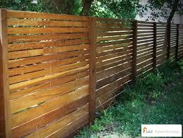 privacy fence design. Privacy Fence Design