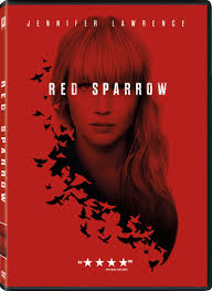 Red Sparrow DVD Release Date May 22, 2018