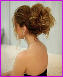 Coiffure Demoiselle Honneur Enfant Cheveuc Frisse 94174 35