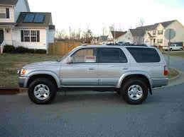 1997 Toyota 4Runner - Information and photos - MOMENTcar