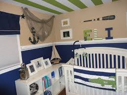 perfect nautical navy blue crib bedding