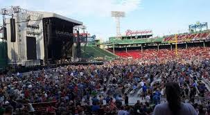 Fenway Seating Chart Foo Fighters Fenway Park Section Loge Box 161 Row Mm Seat 5 Foo