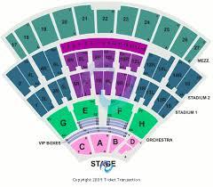Nikon Seating Chart Nikon At Jones Beach Theater Seating Chart
