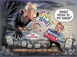 Epic new Garrison - Bernie's Graveyard Song : Libertarian