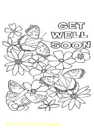 Get Well Coloring Pages Or Get Well Printable Coloring Pages Get