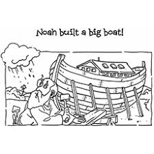 Small Picture Top 10 Noah And The Ark Coloring Pages Your Toddler Will Love To