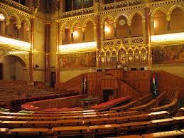 Országgyűlés Wikipedia - Houses of parliament interior