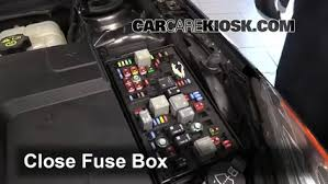 replace a fuse 2011 2017 buick regal 2011 buick regal cxl 2 0l 4 2011 buick regal 2.4 fuse box diagram 6 replace cover secure the cover and test component