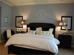 blue bedroom colors. Bedroom Breathtaking Cool Sweet Grey Accent Wall Blue Colors