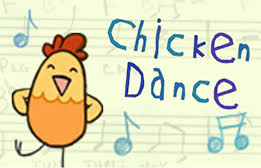 Image result for chickens tap dancing