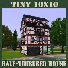 3 story tiny house. This Four-storey House Was Built For Two Sims. Even Though It\u0027s Very Tiny And Only On A 10x10 Lot, It Has Garage Small Private Caf \u0026 Bar At 3 Story