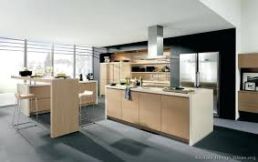 light oak kitchen cabinets with glass doors cabinet designs wood quartz countertops pictures of kitchens modern