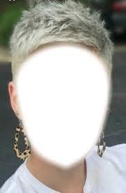 photo mone short hair face pixiz