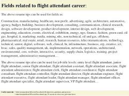 flight attendant interview tips entry level flight attendant resume flight attendant resume format